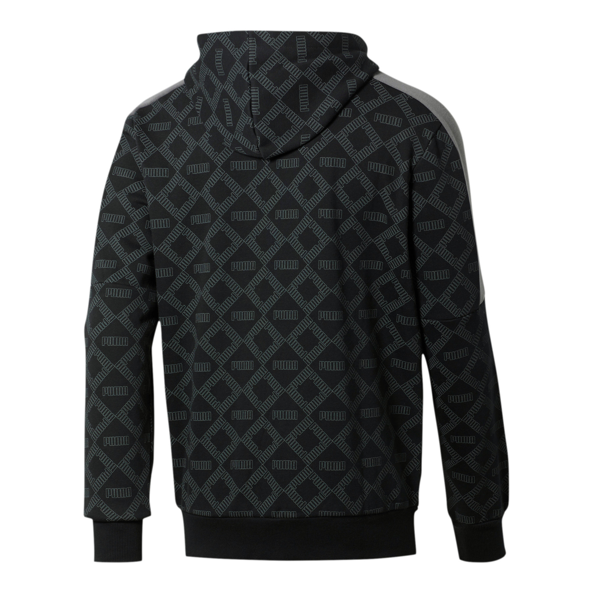 PUMA-Logo-AOP-Pack-Men-039-s-Hoodie-Men-Sweat-Basics thumbnail 3