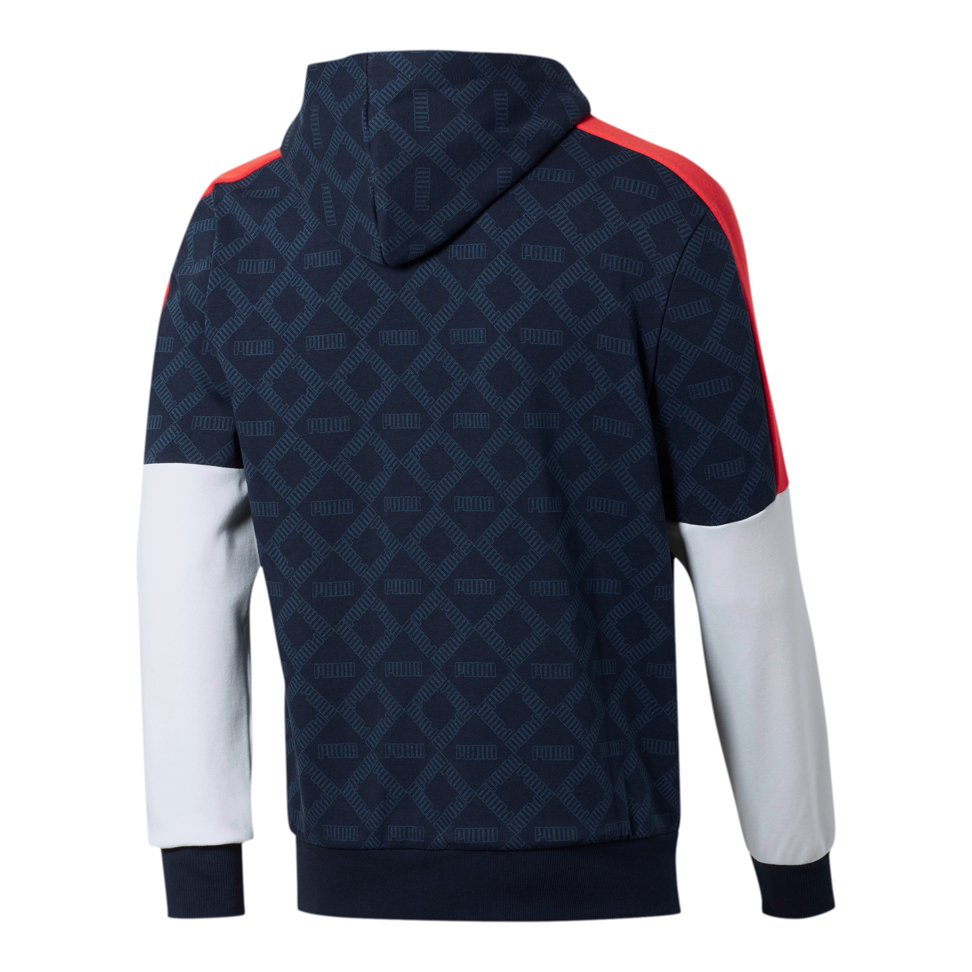 PUMA-Logo-AOP-Pack-Men-039-s-Hoodie-Men-Sweat-Basics thumbnail 18