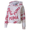 Imagen PUMA Polerón con capucha Modern Sports AOP para mujer #3
