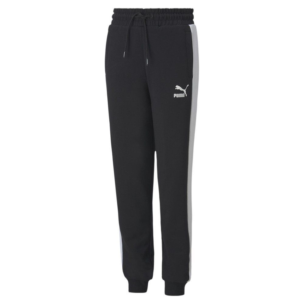 Image Puma Iconic T7 Knitted Boys' Track Pants #1
