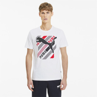 Image PUMA Camiseta Cat Brand Graphic Masculina