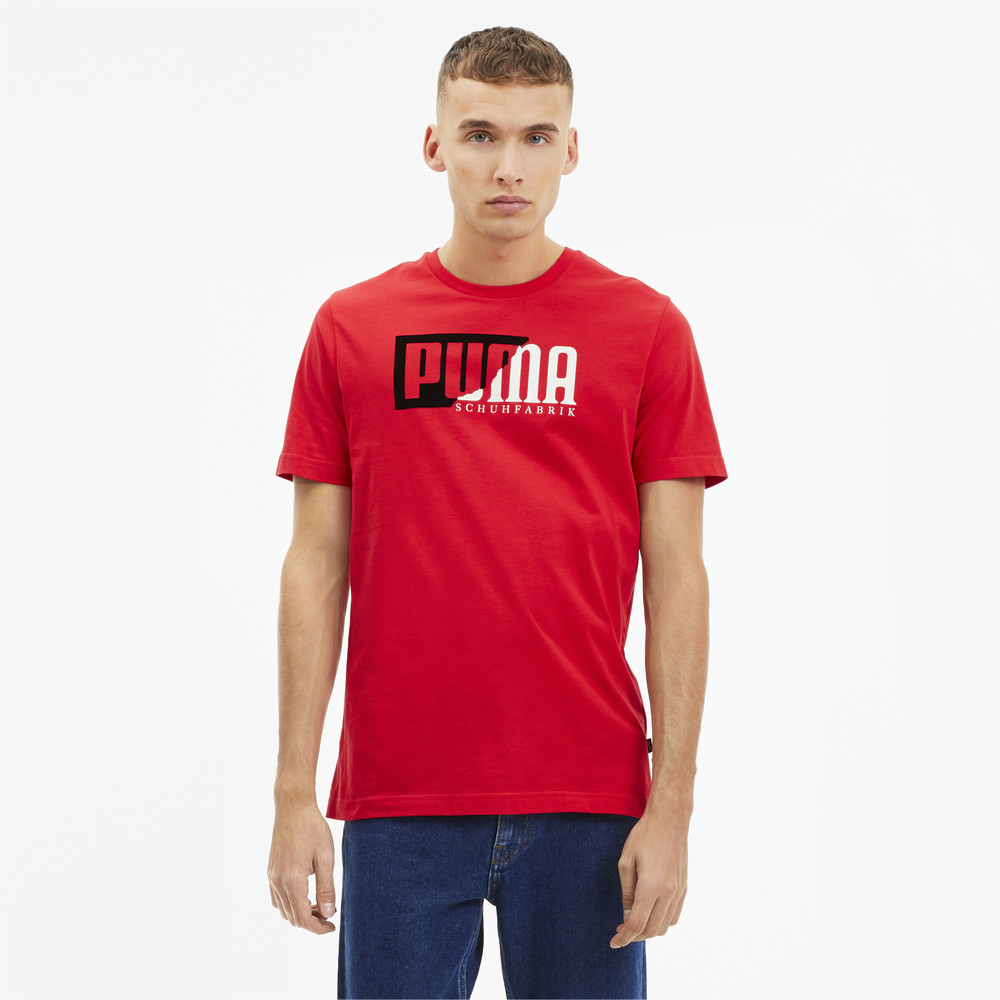 Image PUMA Flock Graphic Men's Tee #2