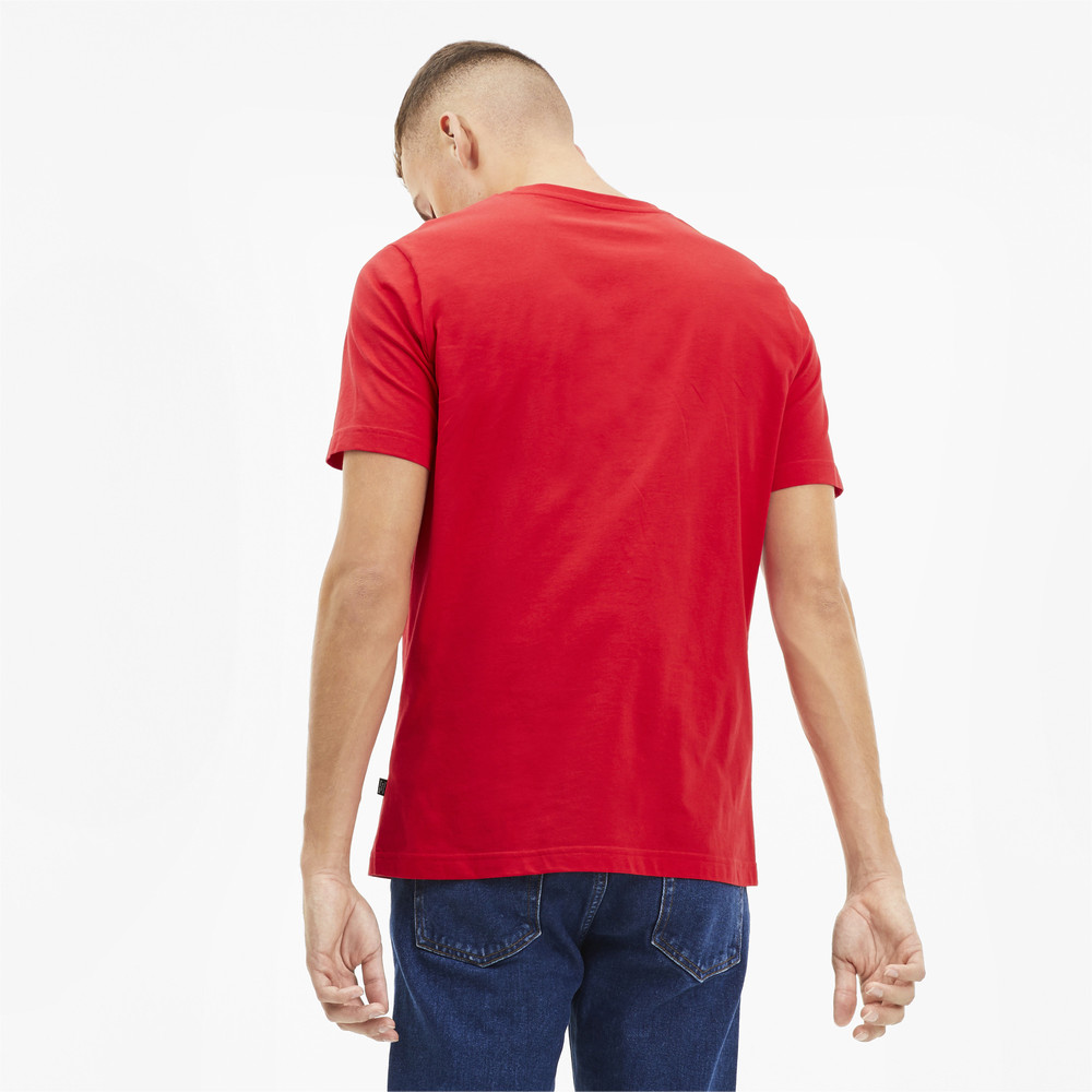 Image PUMA Camiseta Flock Graphic Masculina #2