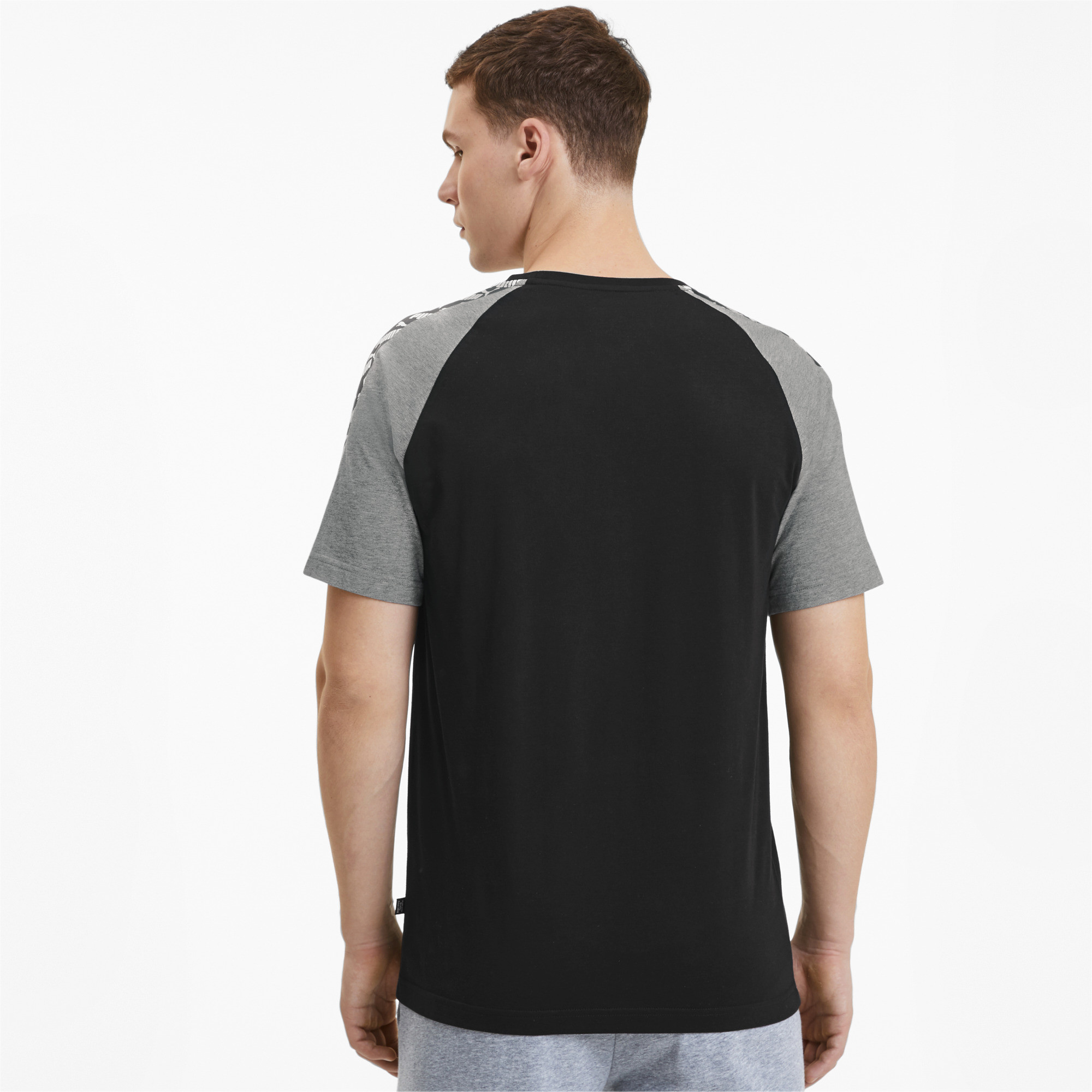 PUMA-Amplified-Men-039-s-Raglan-Tee-Men-Tee-Basics thumbnail 13