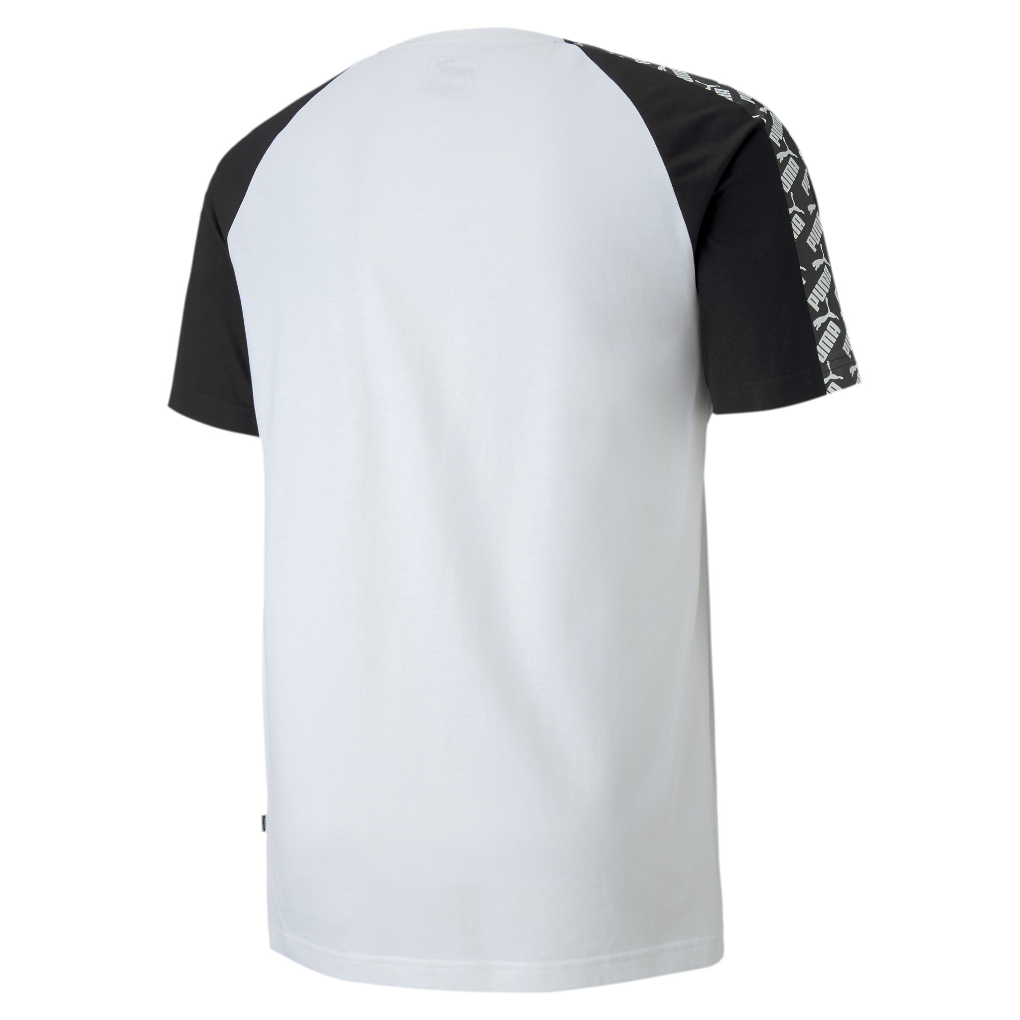 PUMA-Amplified-Men-039-s-Raglan-Tee-Men-Tee-Basics thumbnail 3