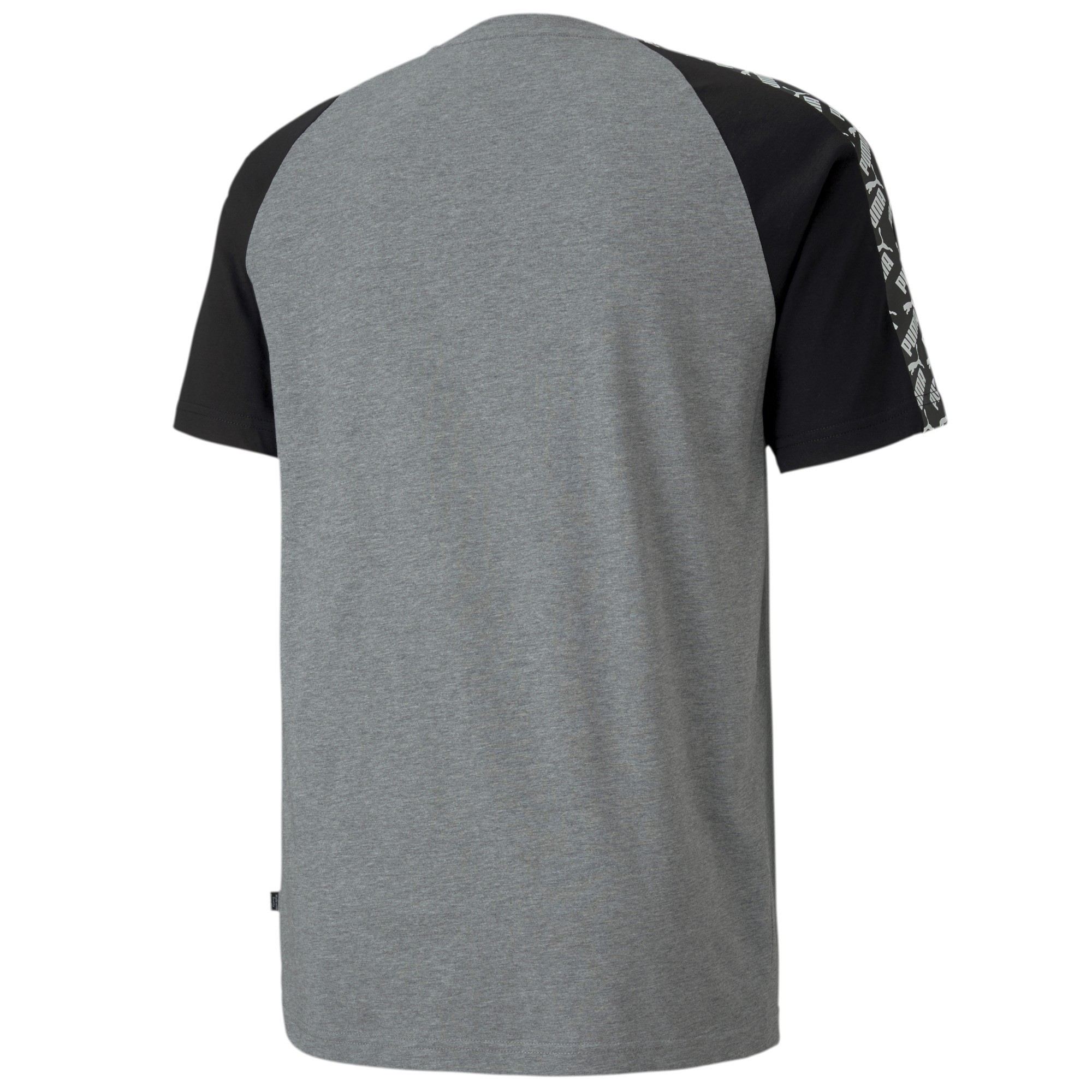 PUMA-Amplified-Men-039-s-Raglan-Tee-Men-Tee-Basics thumbnail 7