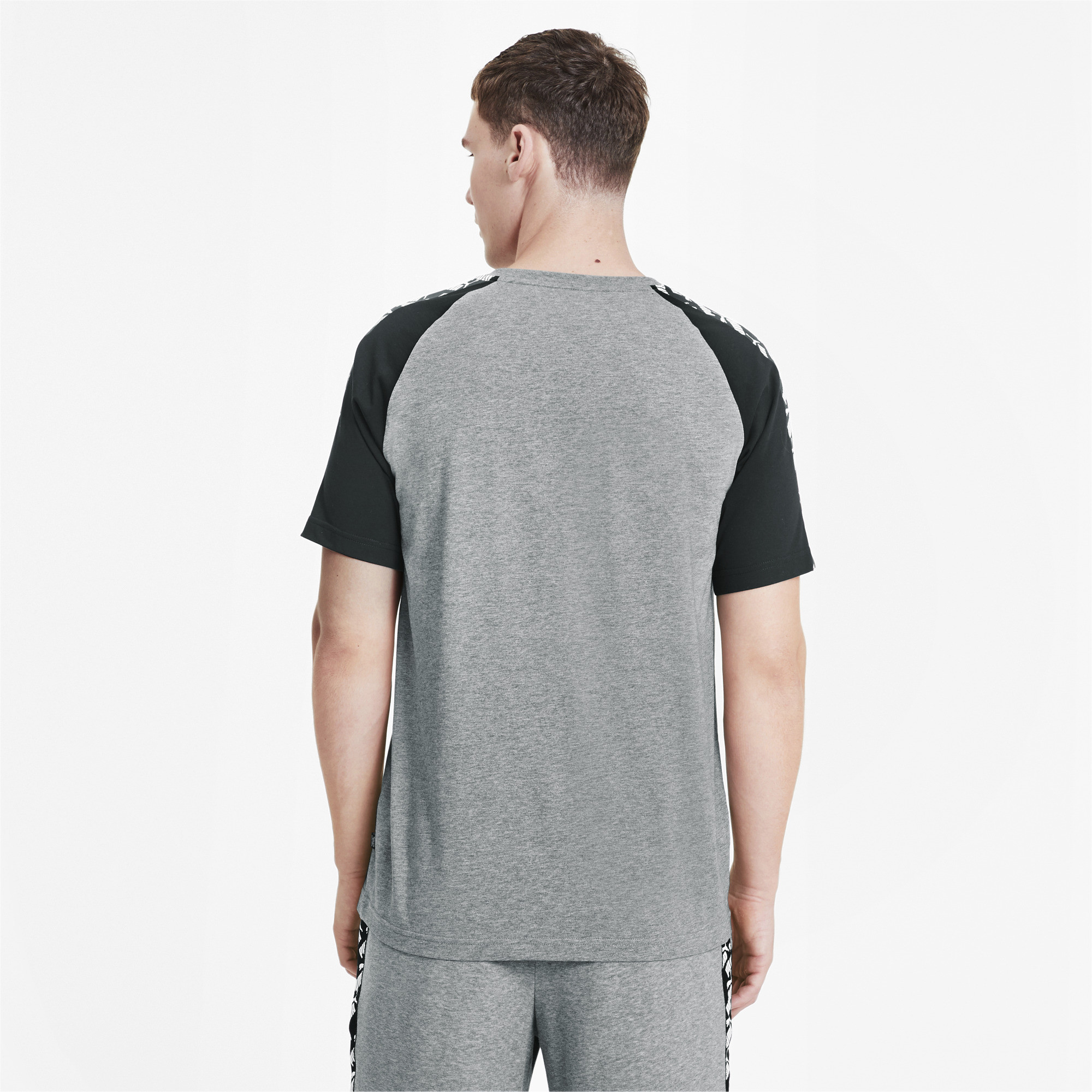 PUMA-Amplified-Men-039-s-Raglan-Tee-Men-Tee-Basics thumbnail 9