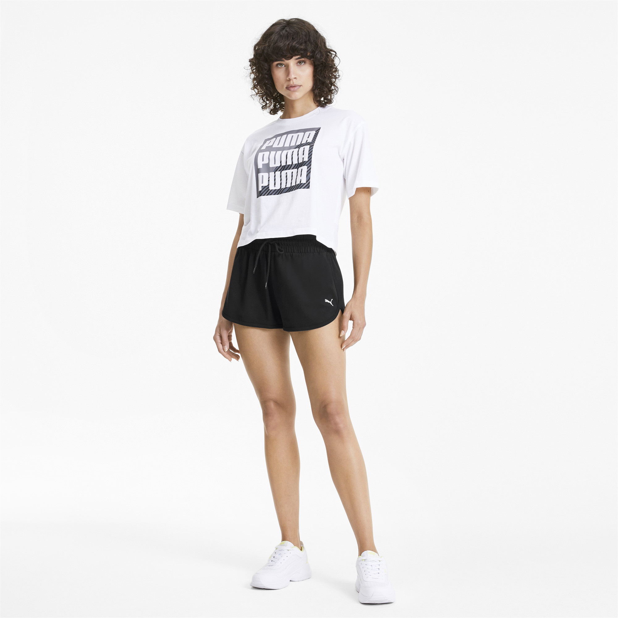 PUMA-Women-039-s-Summer-Shorts thumbnail 11