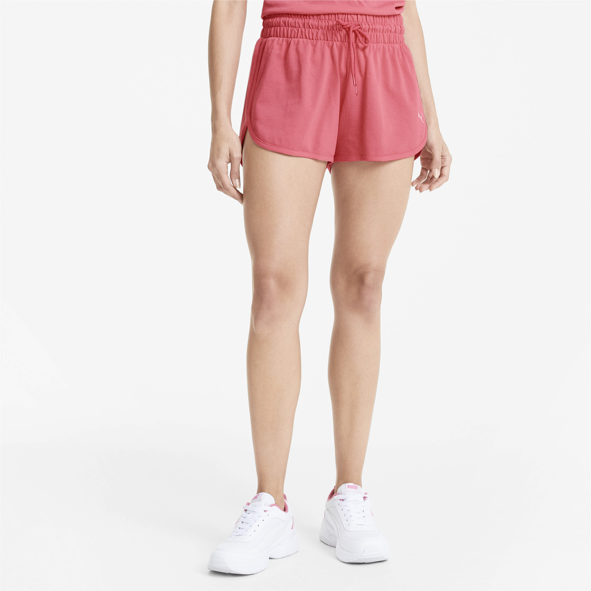 PUMA-Women-039-s-Summer-Shorts thumbnail 4
