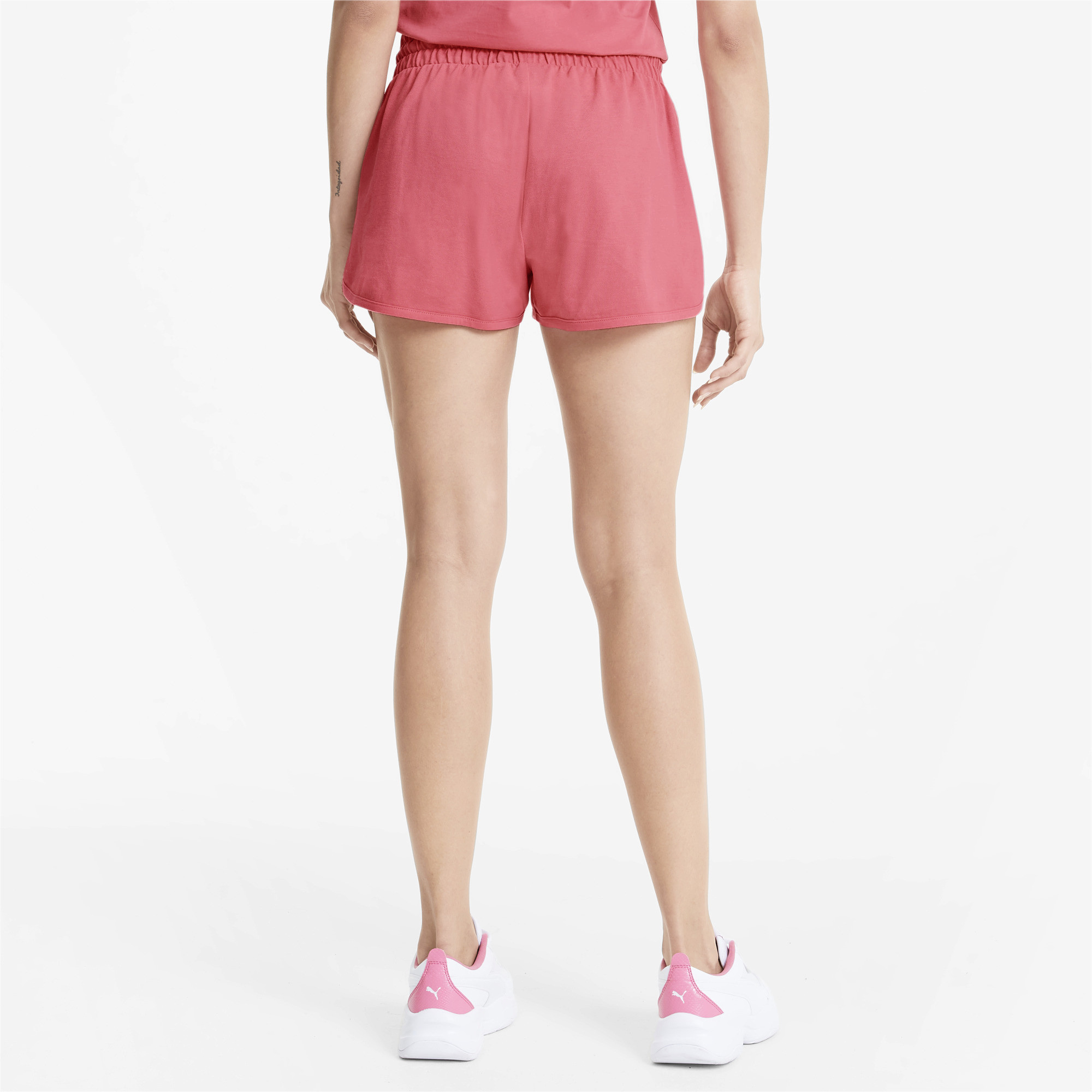 PUMA-Women-039-s-Summer-Shorts thumbnail 5