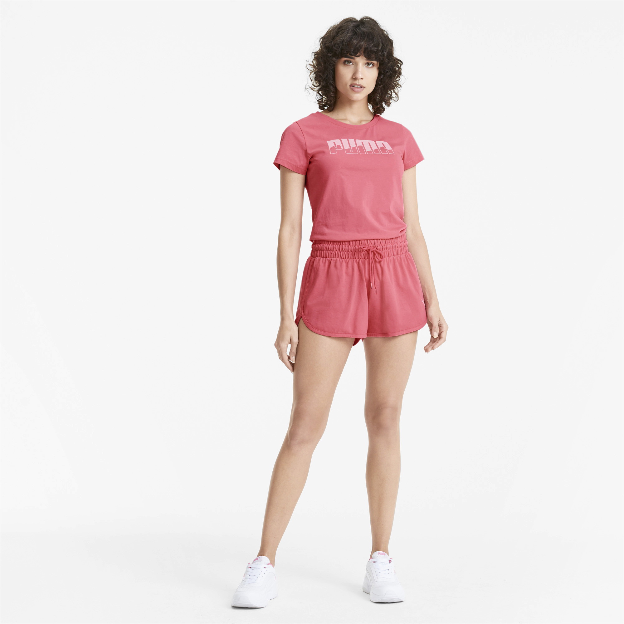 PUMA-Women-039-s-Summer-Shorts thumbnail 6