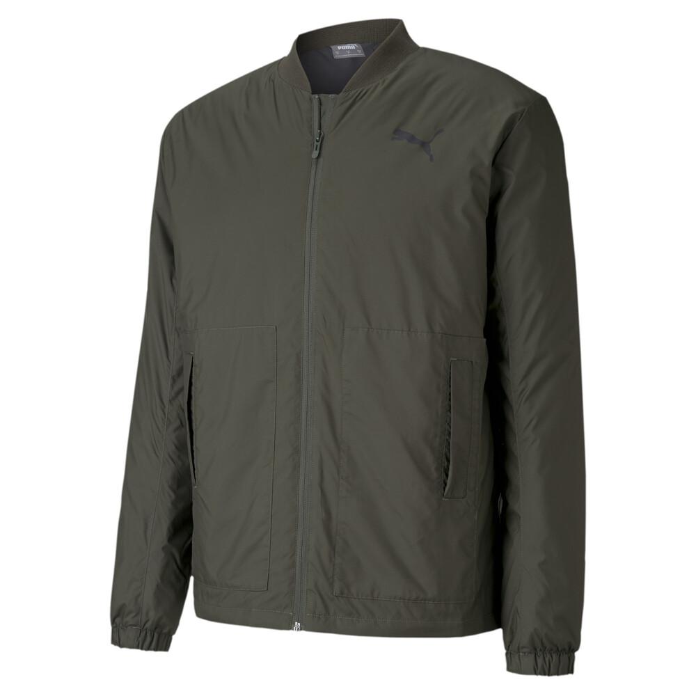 Image PUMA Essentials+ Style Men's Bomber Jacket #1