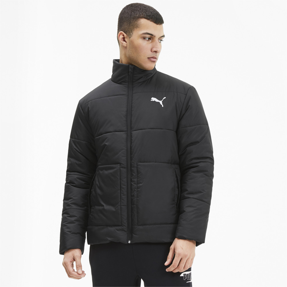 Изображение Puma Куртка ESS+ Padded Jacket #1