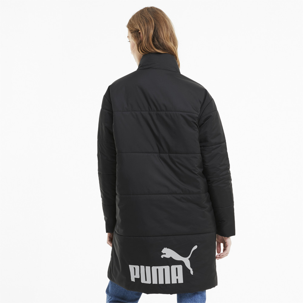 Изображение Puma Куртка ESS+ Long Padded Coat #2