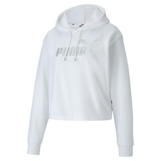 Image PUMA Essentials+ Metallic Women's Hoodie