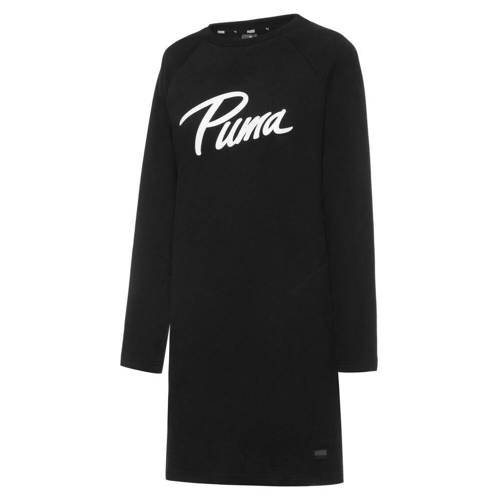 Изображение Puma Платье Athletics Sweat Dress TR #1