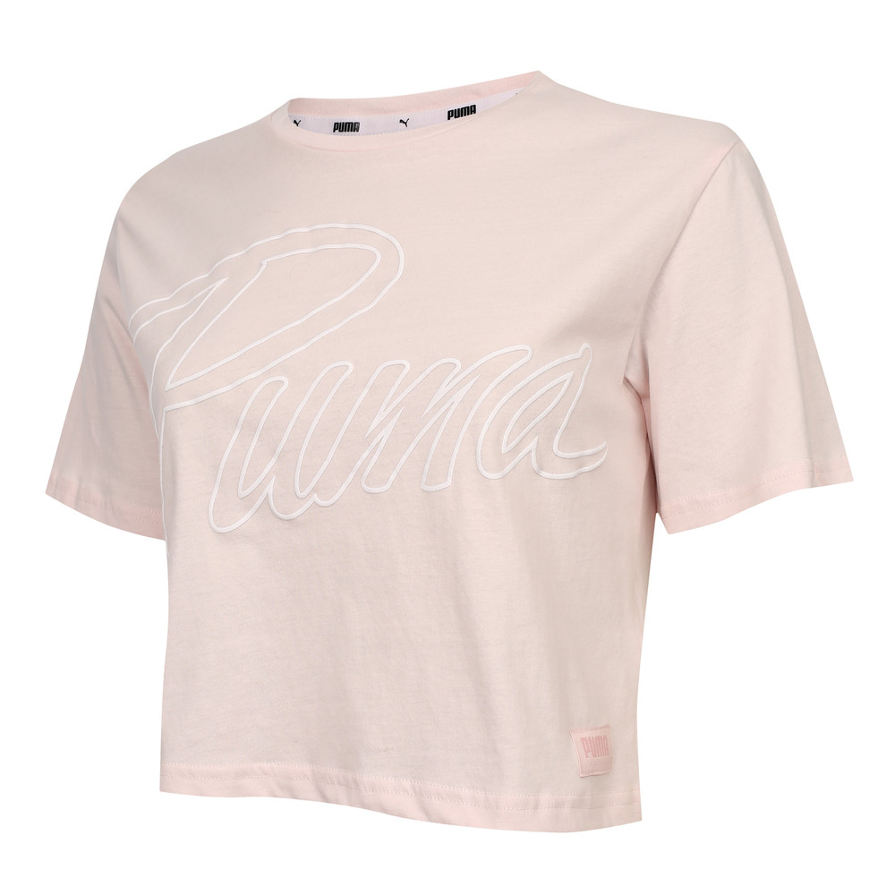Изображение Puma Футболка Athletics Fashion Tee #1