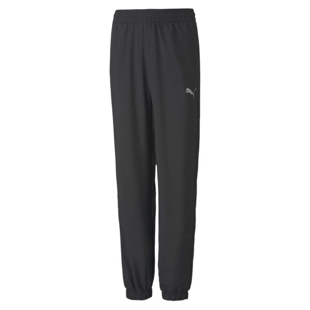 Image PUMA Active Sports Woven Youth Sweatpants #1