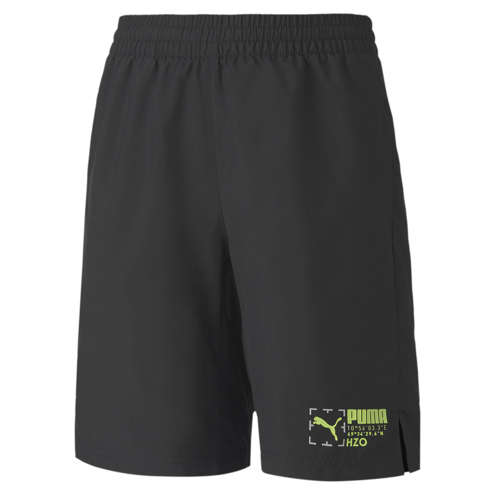 Image Puma Active Sports Woven Youth Shorts #1