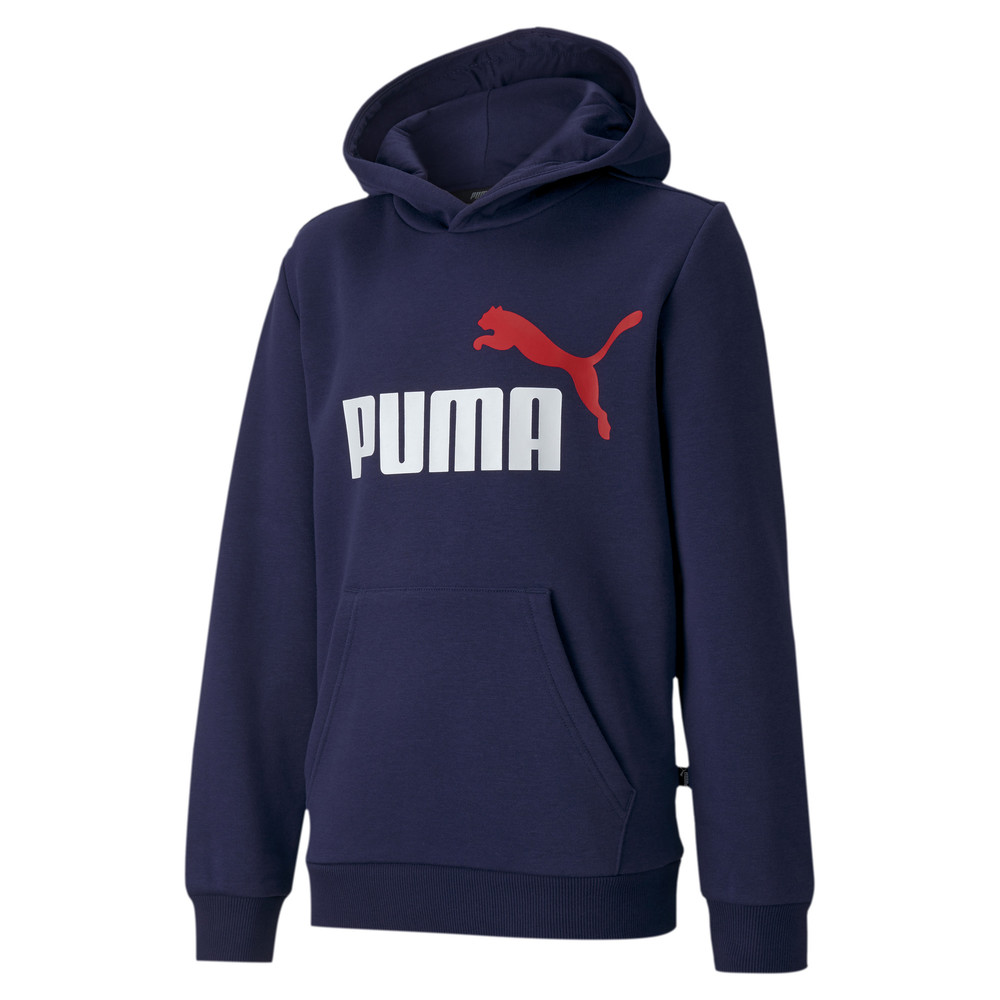 Image PUMA Essentials 2-Colour Youth Hoodie #1