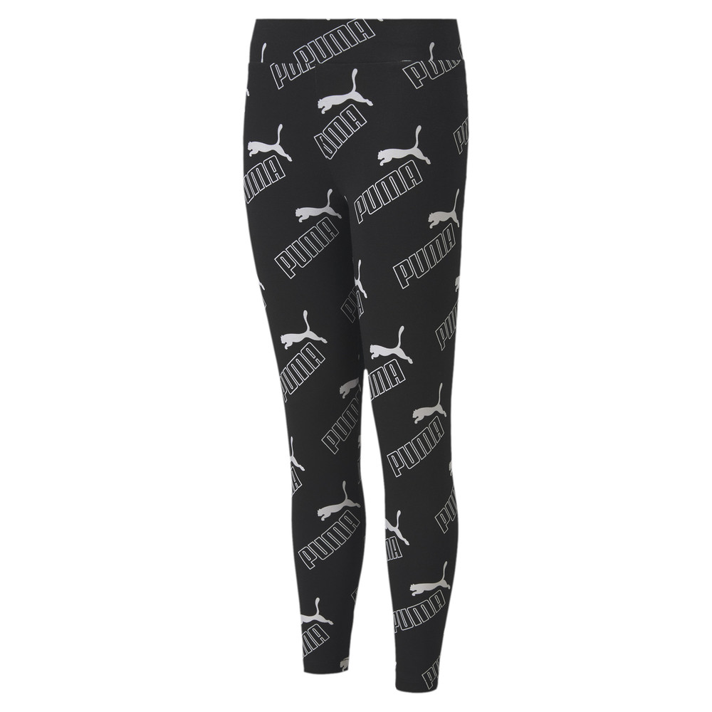 Image Puma Amplified Youth Leggings #1