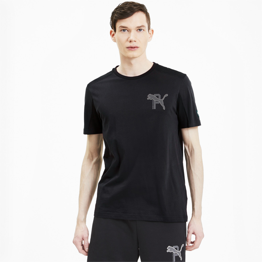 Image Puma ATHLETICS Advanced Men's Tee #1
