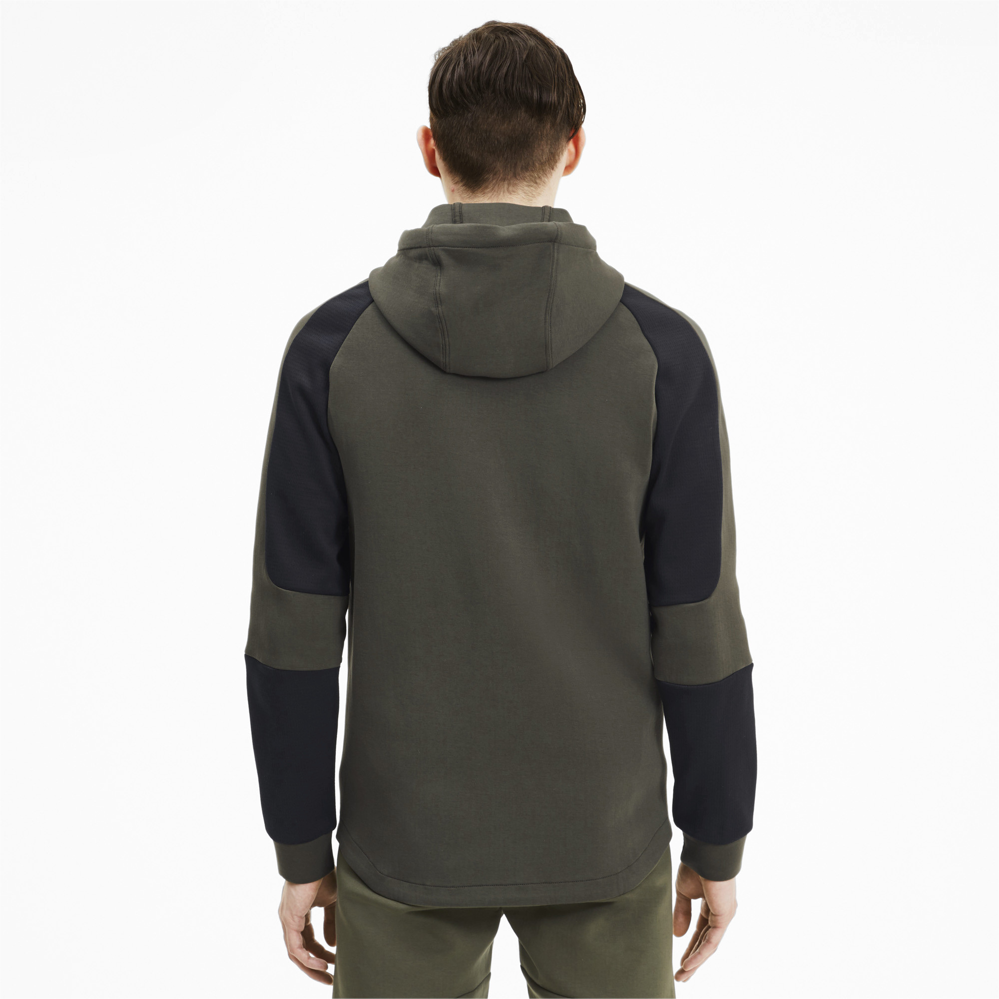 PUMA-Men-039-s-Evostripe-Full-Zip-Hoodie miniature 10