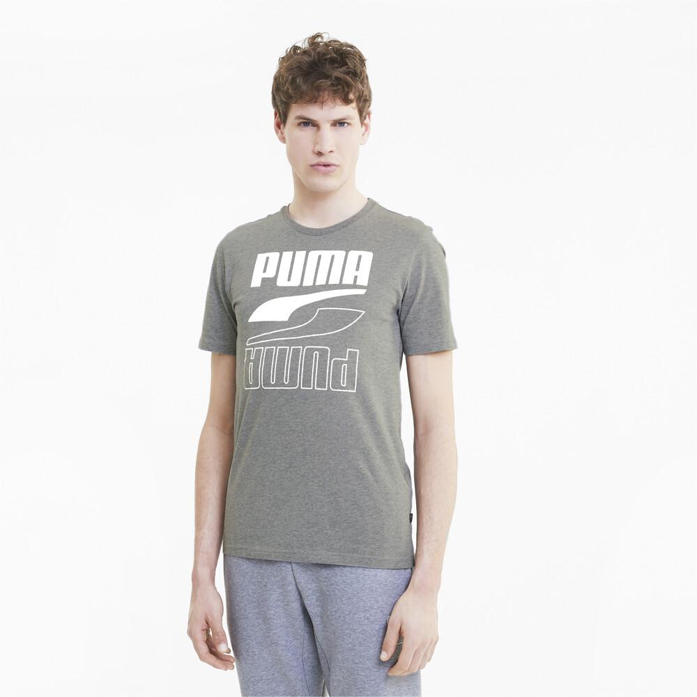 Image PUMA Rebel Short Sleeve Men's Tee #1