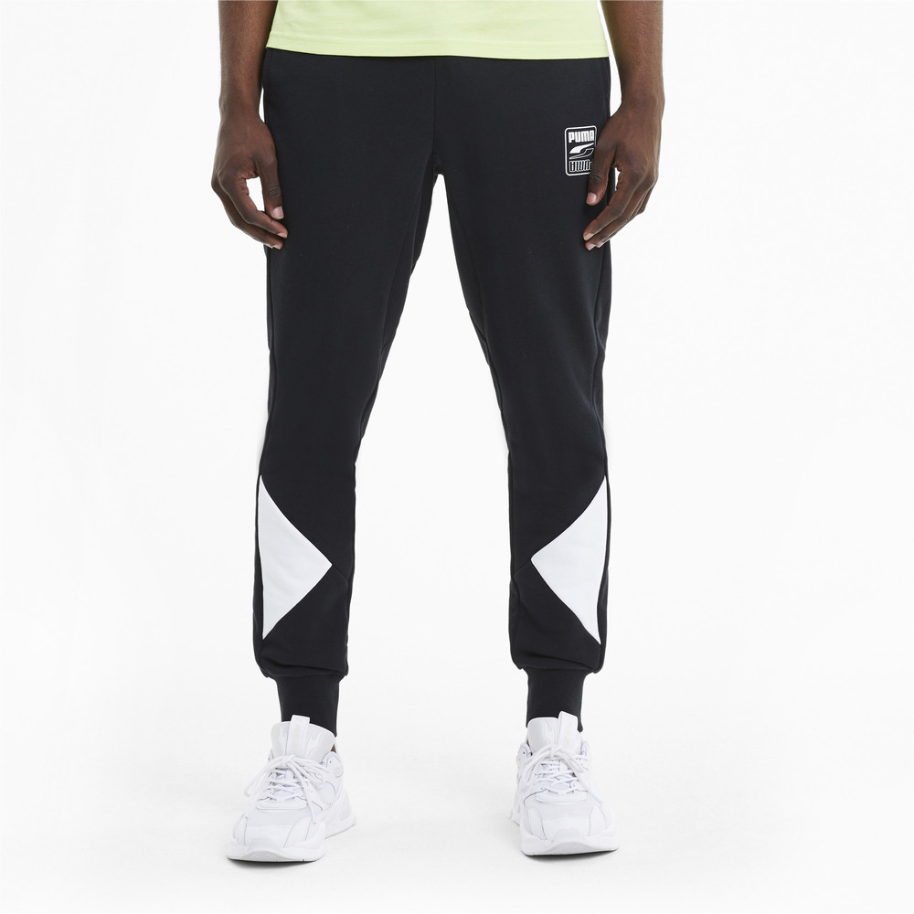 Image PUMA Rebel Block Advanced Men's Pants #1