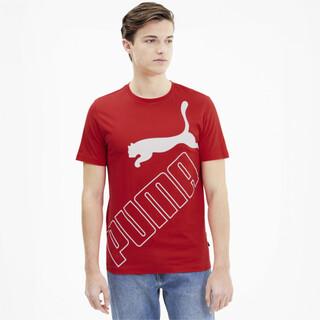 Изображение Puma Футболка Big Logo Short Sleeve Men's Tee