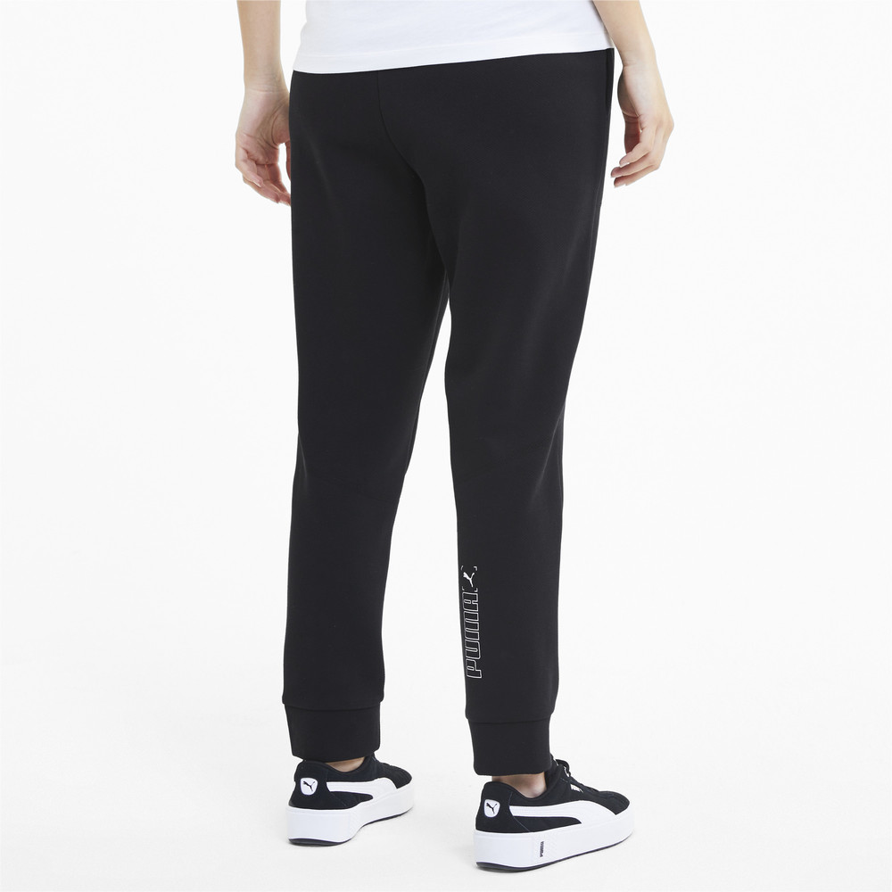 Image Puma NU-TILITY Knitted Women's Sweatpants #2