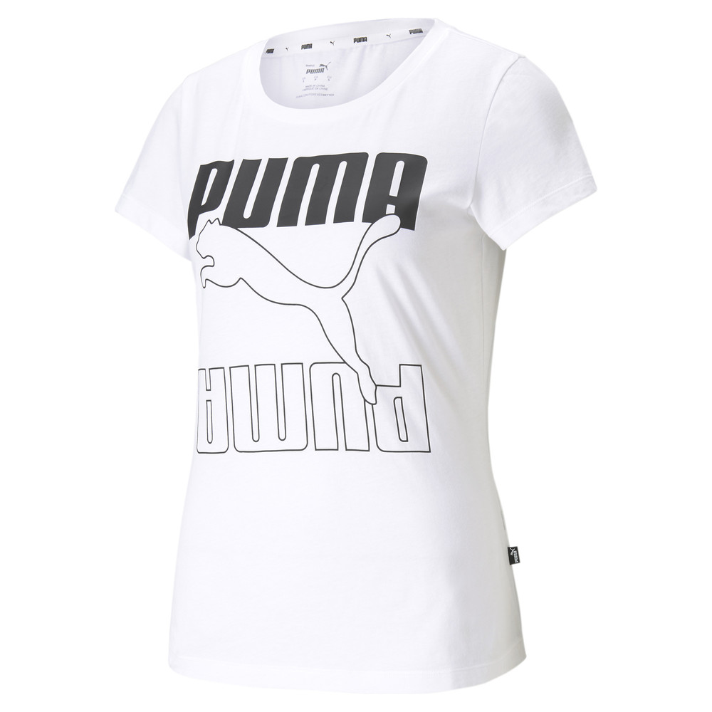 Изображение Puma Футболка Rebel Graphic Tee #1