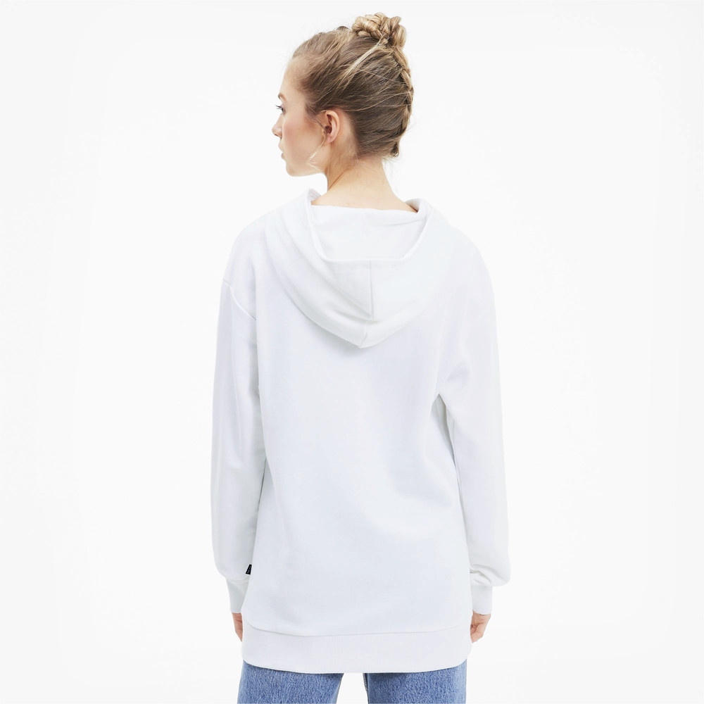 Image PUMA Rebel Elongated Women's Hoodie #2