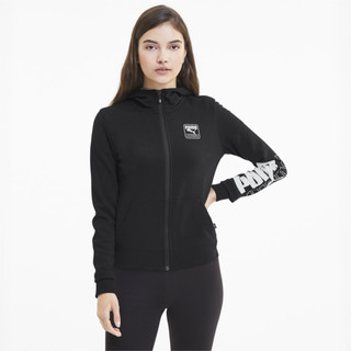 Зображення Puma Толстовка Rebel Full Zip Women's Hoodie