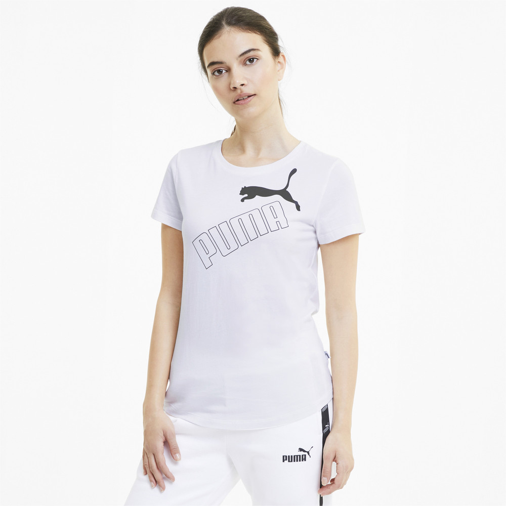 Зображення Puma Футболка Amplified Graphic Tee #1
