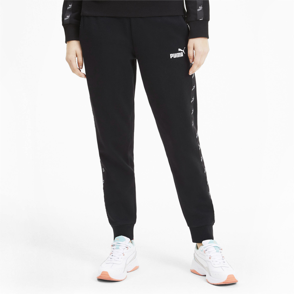 Image PUMA Amplified Women's Sweatpants #1