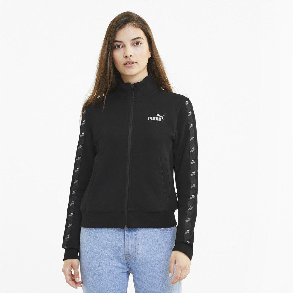 Image PUMA Amplified Full Zip Women's Track Jacket #1