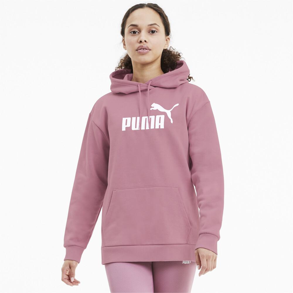 Image PUMA Essentials+ Elongated Women's Hoodie #1