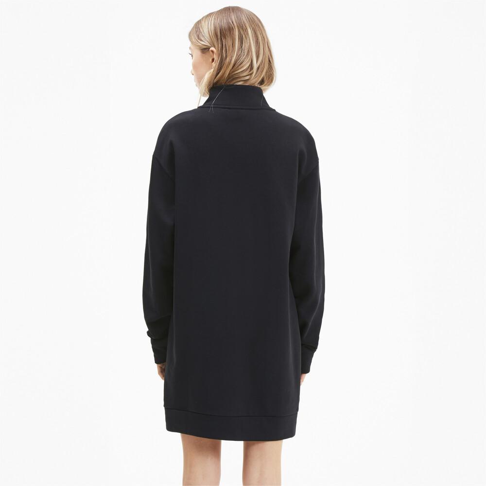 Изображение Puma Платье ESS+ Half-Zip Dress #2