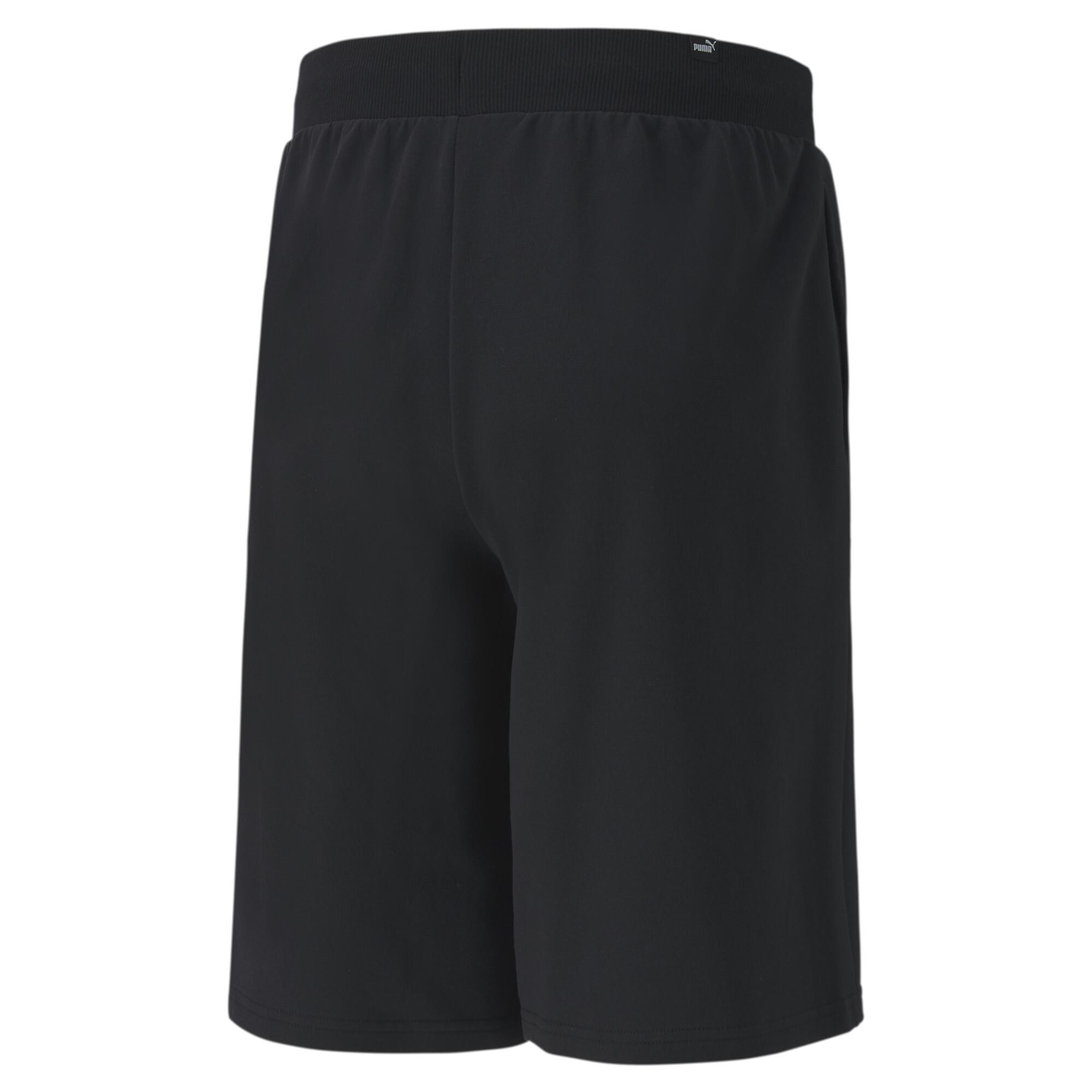 PUMA-Celebration-Men-039-s-Shorts-Men-Knitted-Shorts-Basics thumbnail 3