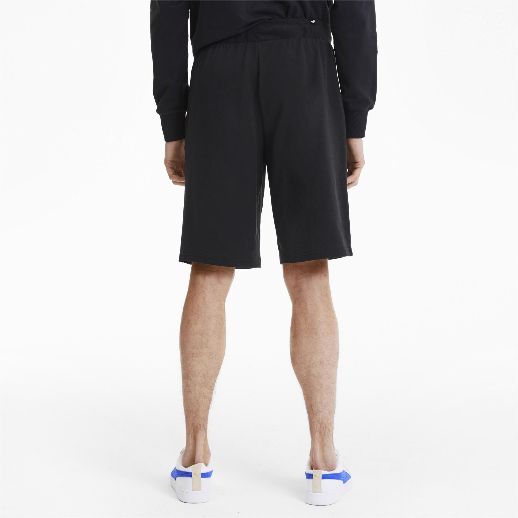PUMA-Celebration-Men-039-s-Shorts-Men-Knitted-Shorts-Basics thumbnail 5