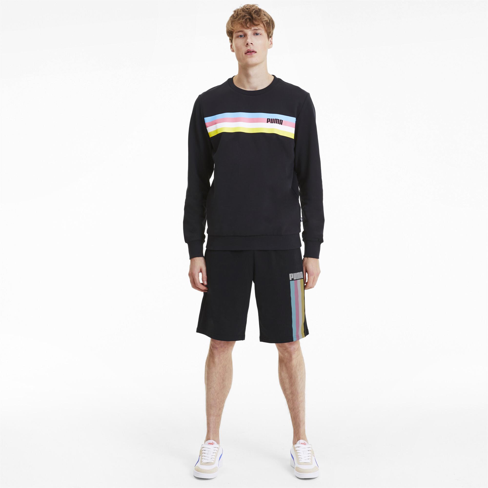 PUMA-Celebration-Men-039-s-Shorts-Men-Knitted-Shorts-Basics thumbnail 6