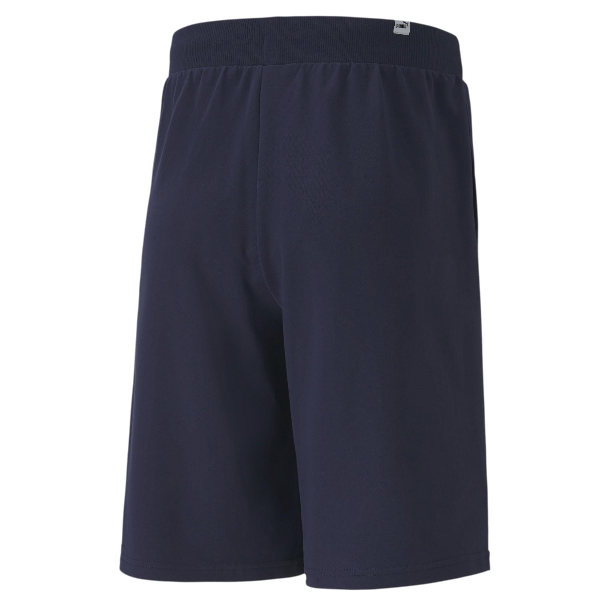 PUMA-Celebration-Men-039-s-Shorts-Men-Knitted-Shorts-Basics thumbnail 8