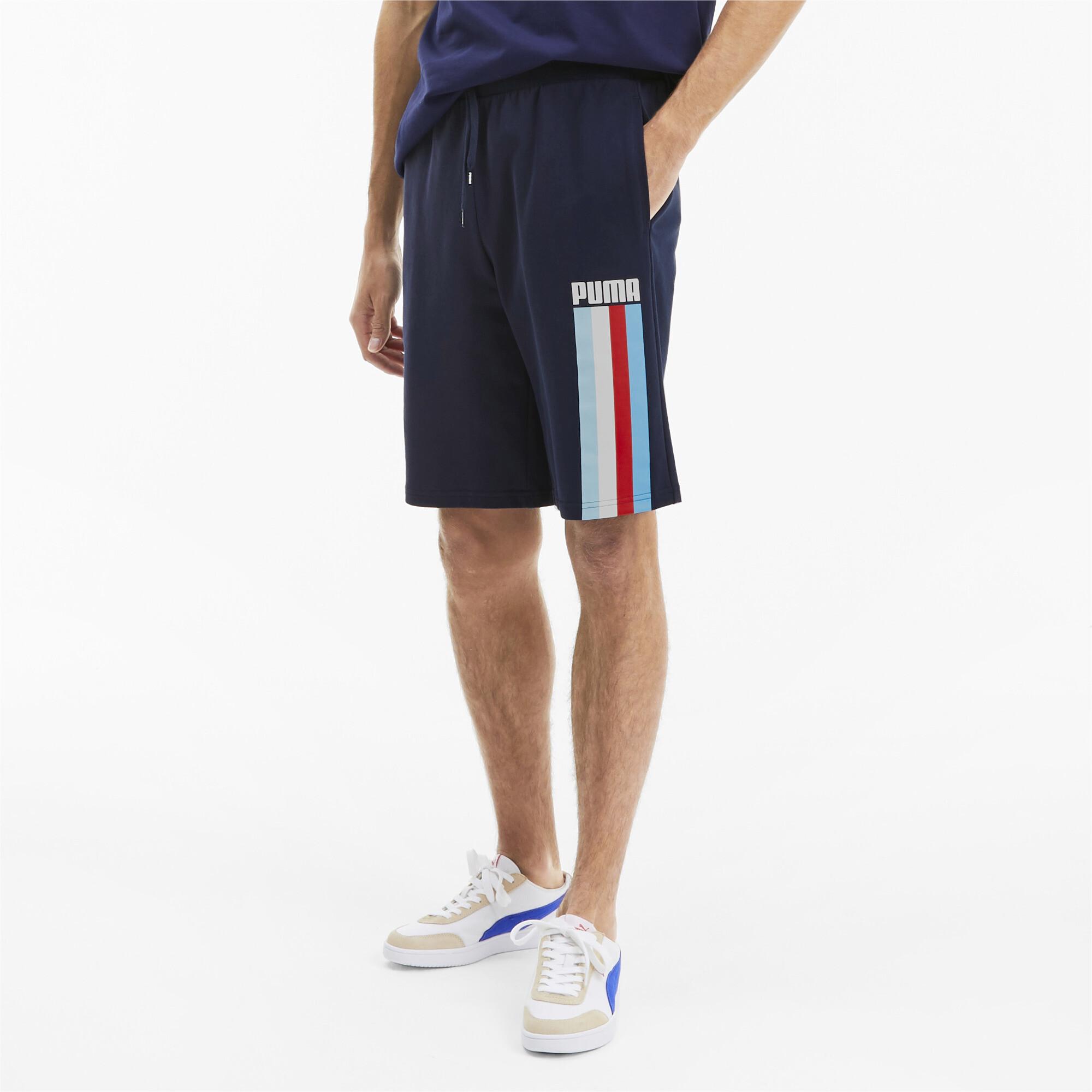 PUMA-Celebration-Men-039-s-Shorts-Men-Knitted-Shorts-Basics thumbnail 9