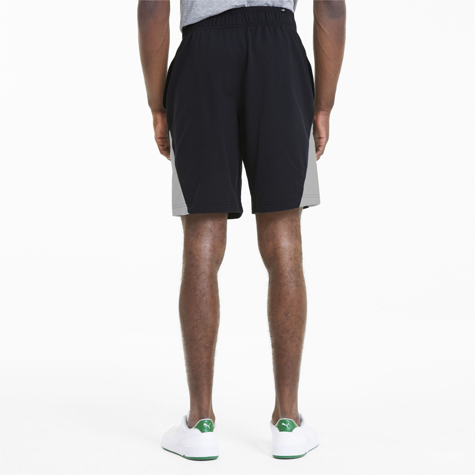 PUMA-Summer-Print-Men-039-s-Shorts-Men-Knitted-Shorts-Basics thumbnail 10