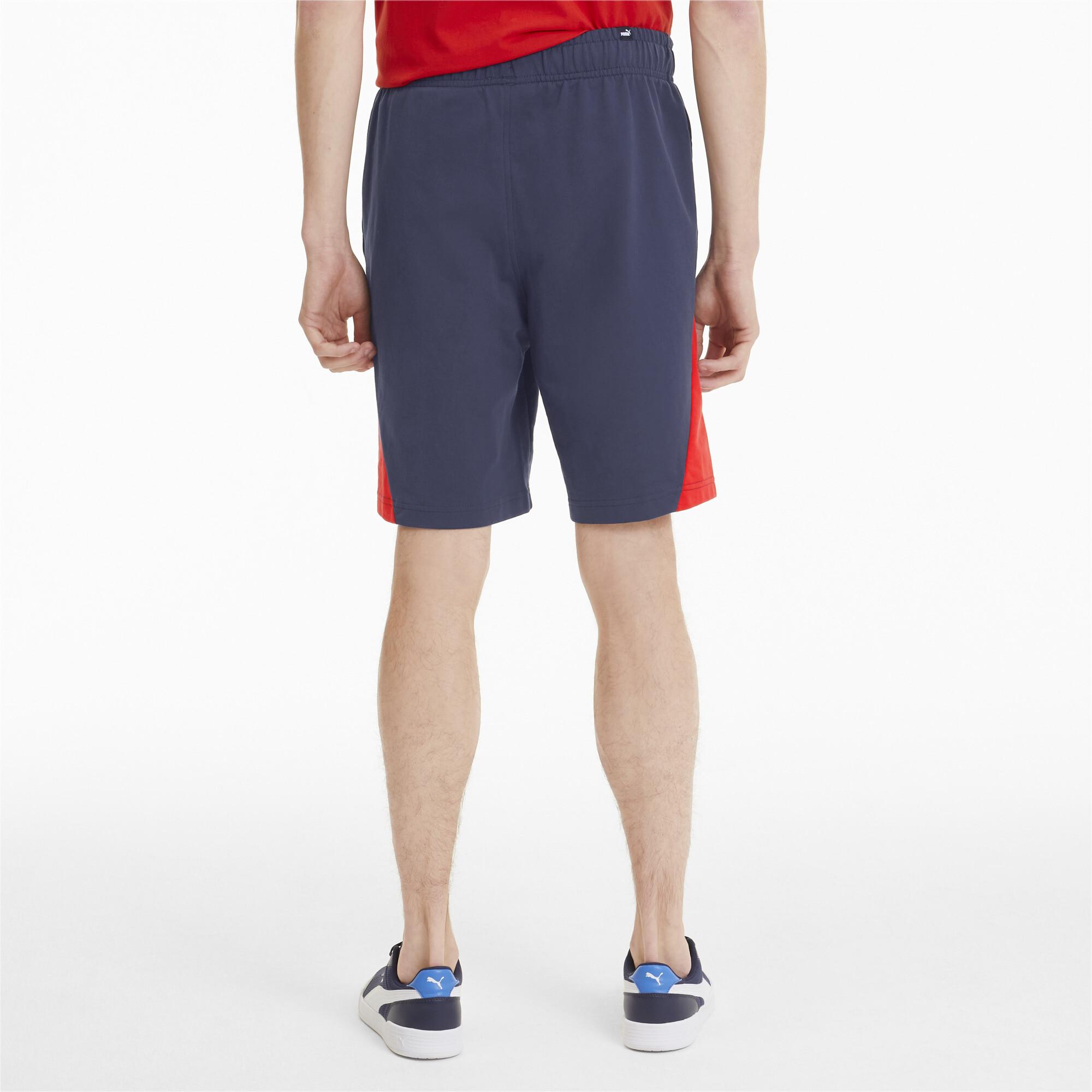 PUMA-Summer-Print-Men-039-s-Shorts-Men-Knitted-Shorts-Basics thumbnail 5