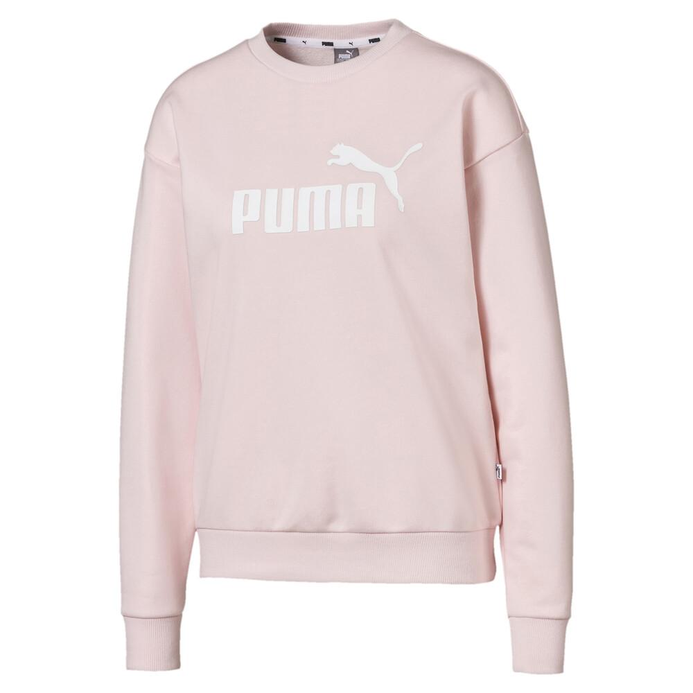 Image Puma ESS Logo Crew Sweat #1