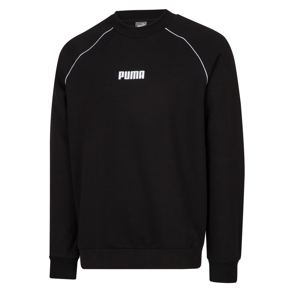 Зображення Puma Толстовка High Neck Crew Sweat 6 #1
