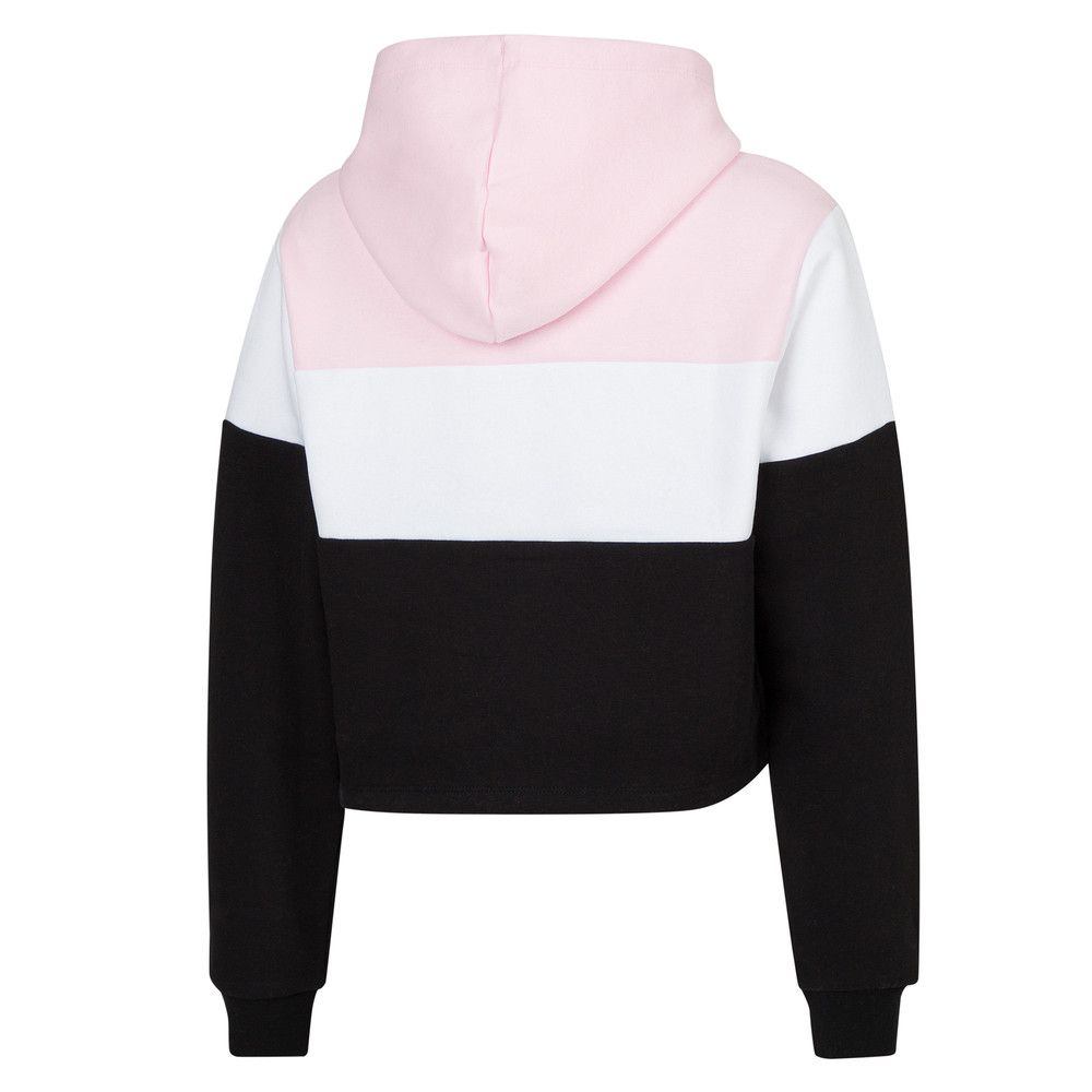 Зображення Puma Толстовка Color Block Cropped Hoodie 6 #2
