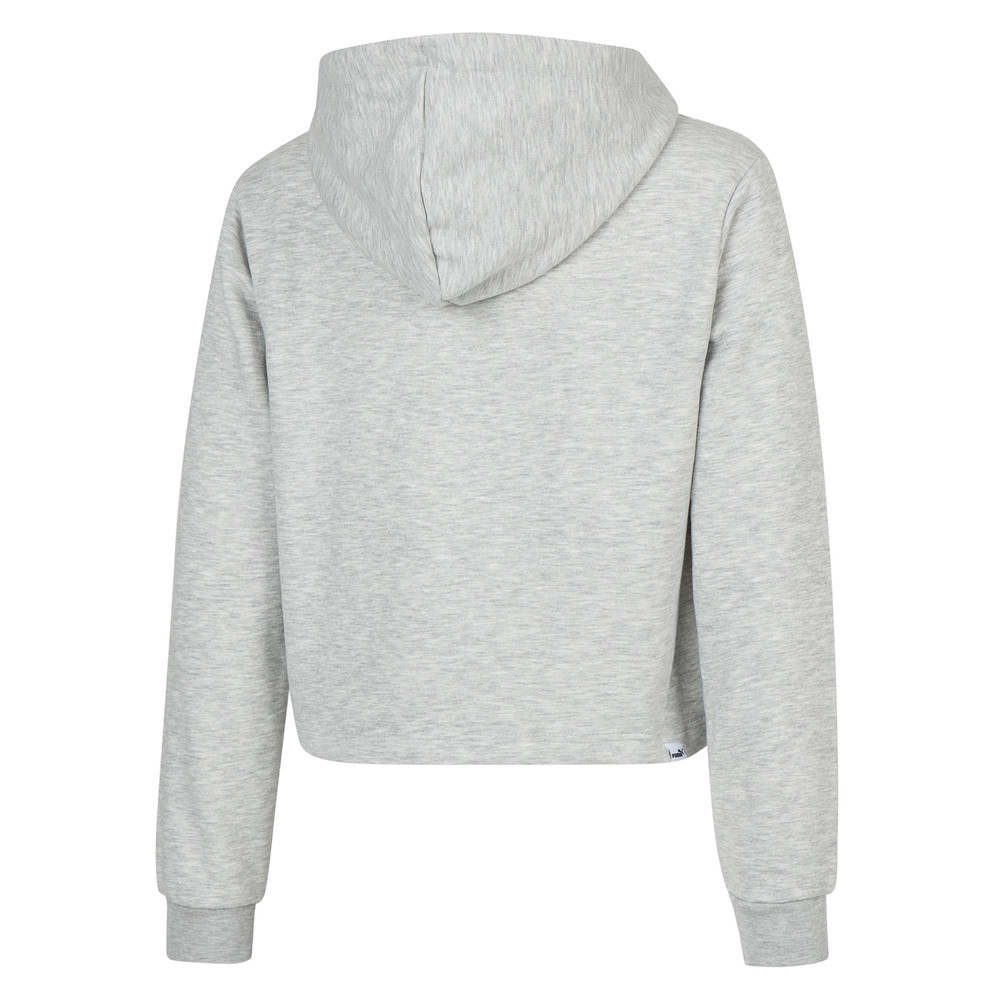 Изображение Puma Толстовка Scoop Neck FZ Hooded Jacket6 #2